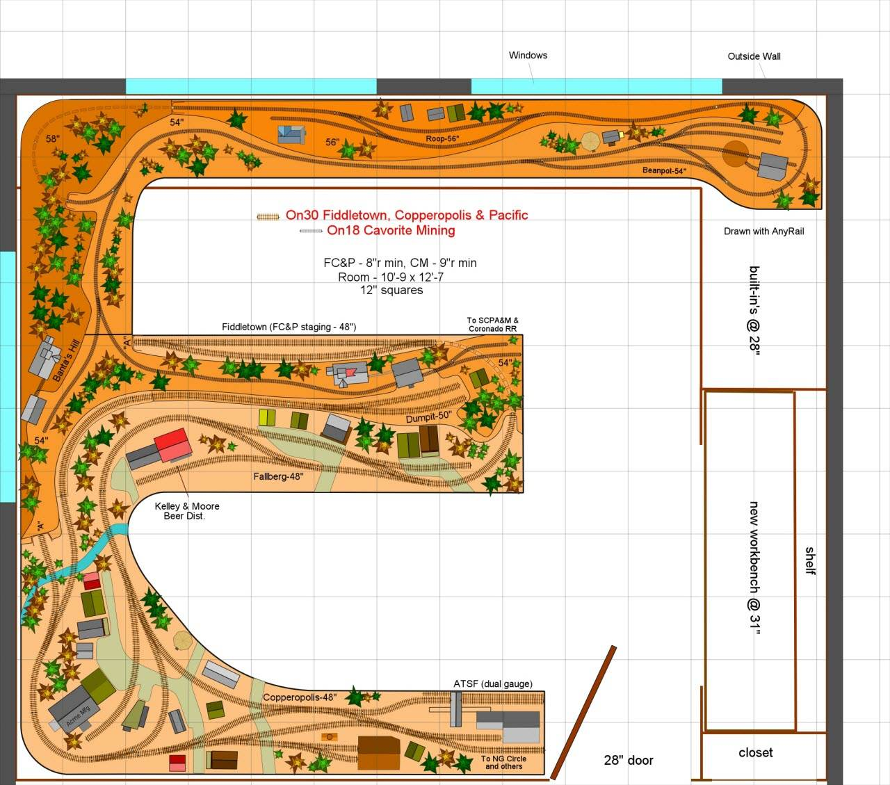On30/On18: Russ Haigh, FC&P layout
